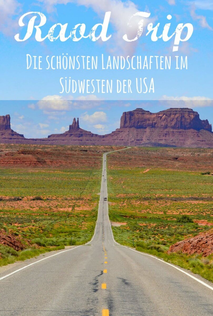 Der perfekte Road Trip durch die USA - Rocking the Canyons