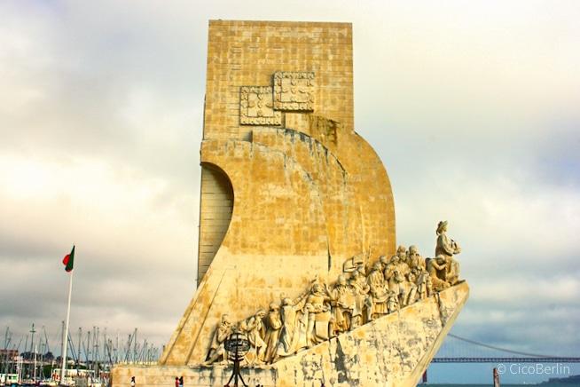Padrão dos Descobrimentos, Städtetrip Highlights Lissabon von CicoBerlin