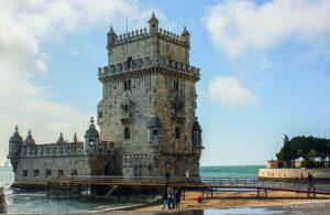 Torre de Belem, Städtetrip Highlights Lissabon von CicoBerlin
