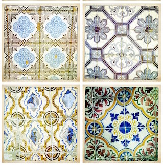 Azulejo, Städtetrip Highlights Lissabon
