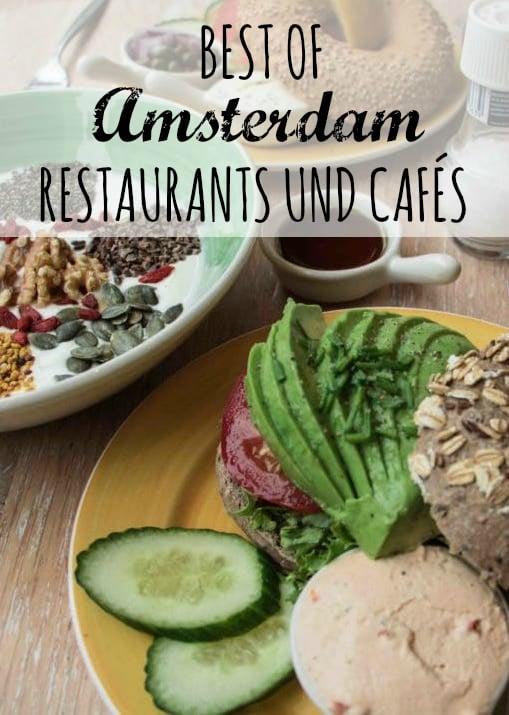 Amsterdam Restaurants und Cafes