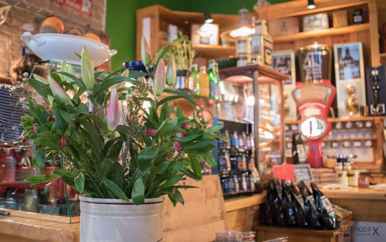 Café Pakolat in Berlin Prenzlauer Berg, das neue Lieblingscafé von PASSENGER X