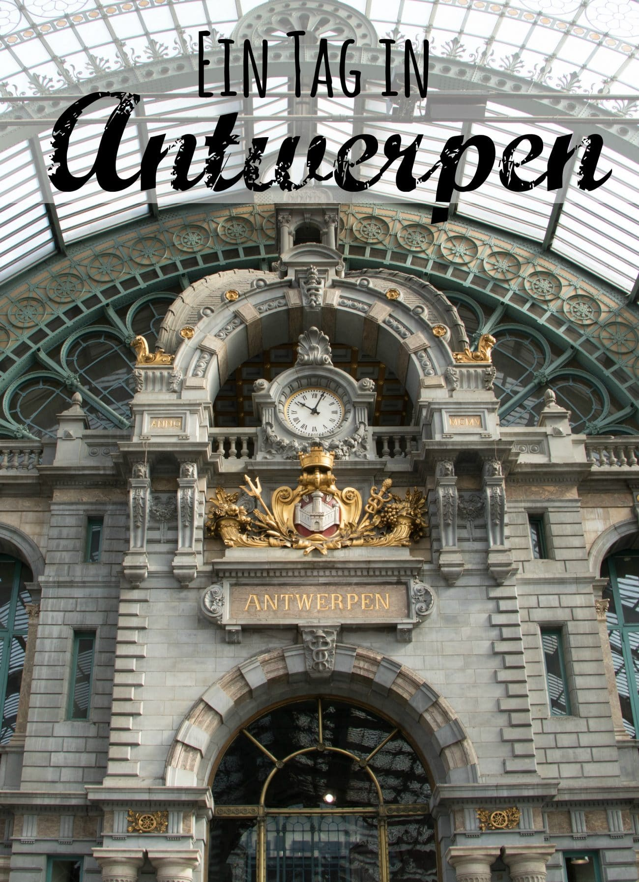 Ein Tag in Antwerpen, Tipps von Passenger-X