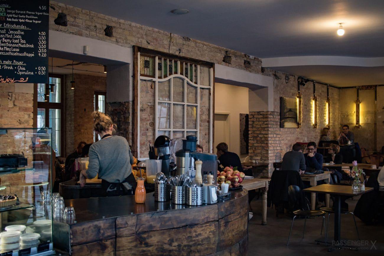 Mein Berlin: Tipps für Treptow Neukoelln Das Cafe Nah am Wasser gebaucht Artikel von PASSENGER X