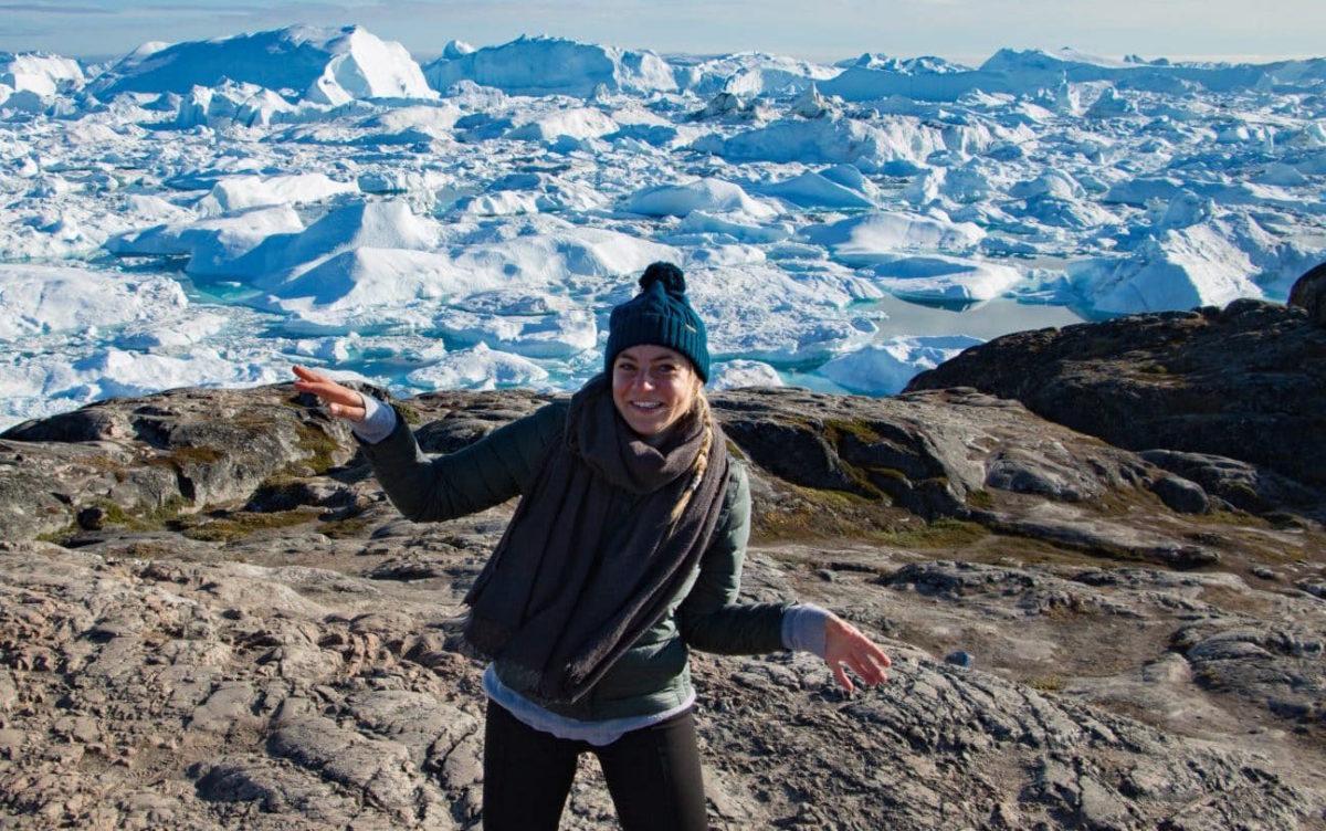 PASSENGER X in Groenland