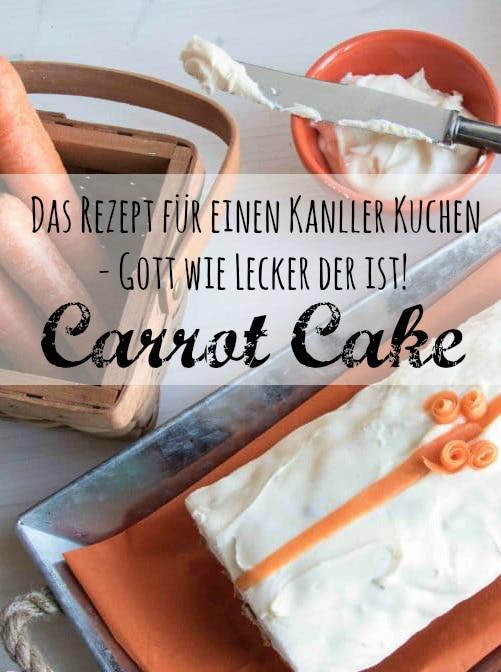 Rezept Carrot Cake von Passenger-X