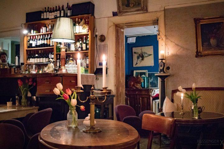 Ungeheuer Neukölln – ein Restaurant wie ein Stillleben