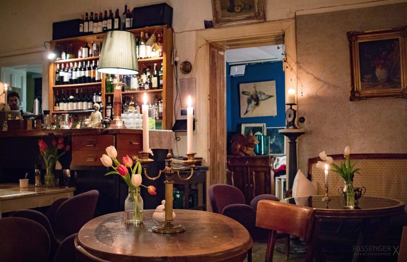 Restaurant Ungeheuer Neukoelln - eine Empfehlung von PASSENGER X