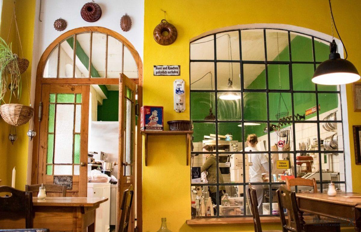Cafe Pakolat in Berlin Prenzlauer Berg- das neue Lieblingscafe von PASSENGER X