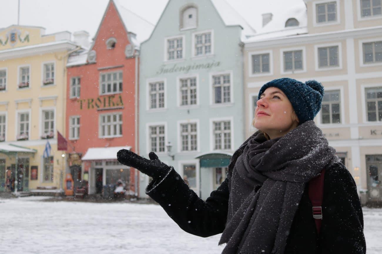 Tallinn Sehenswürdigkeiten: die Altstadt