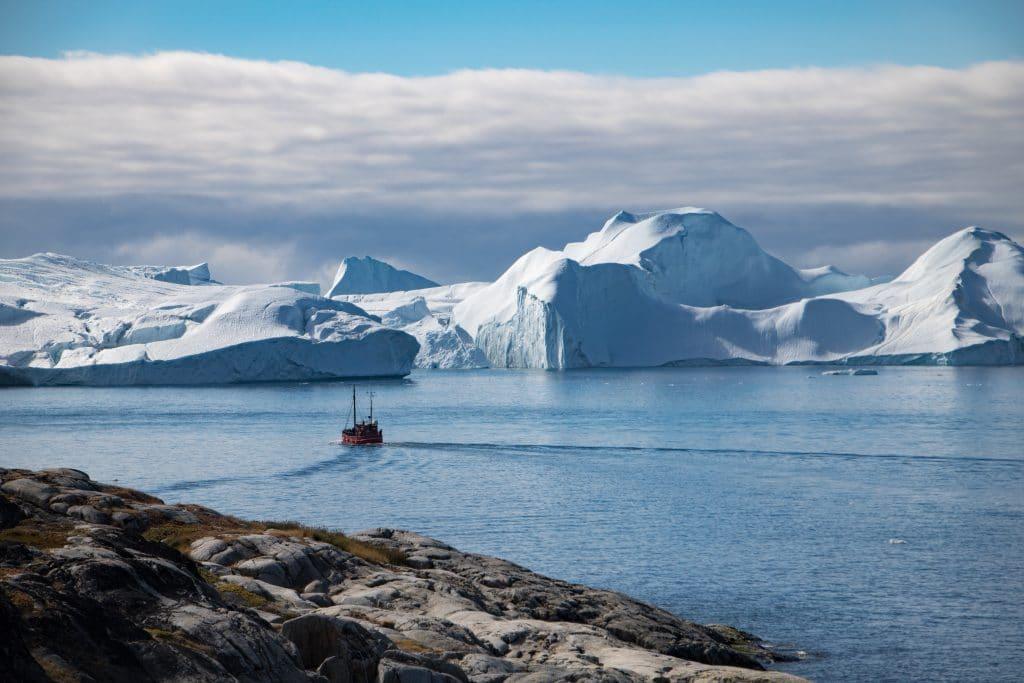 (Ilulissat) Groenland selber buchen: Kosten und Route von PASSENGER X