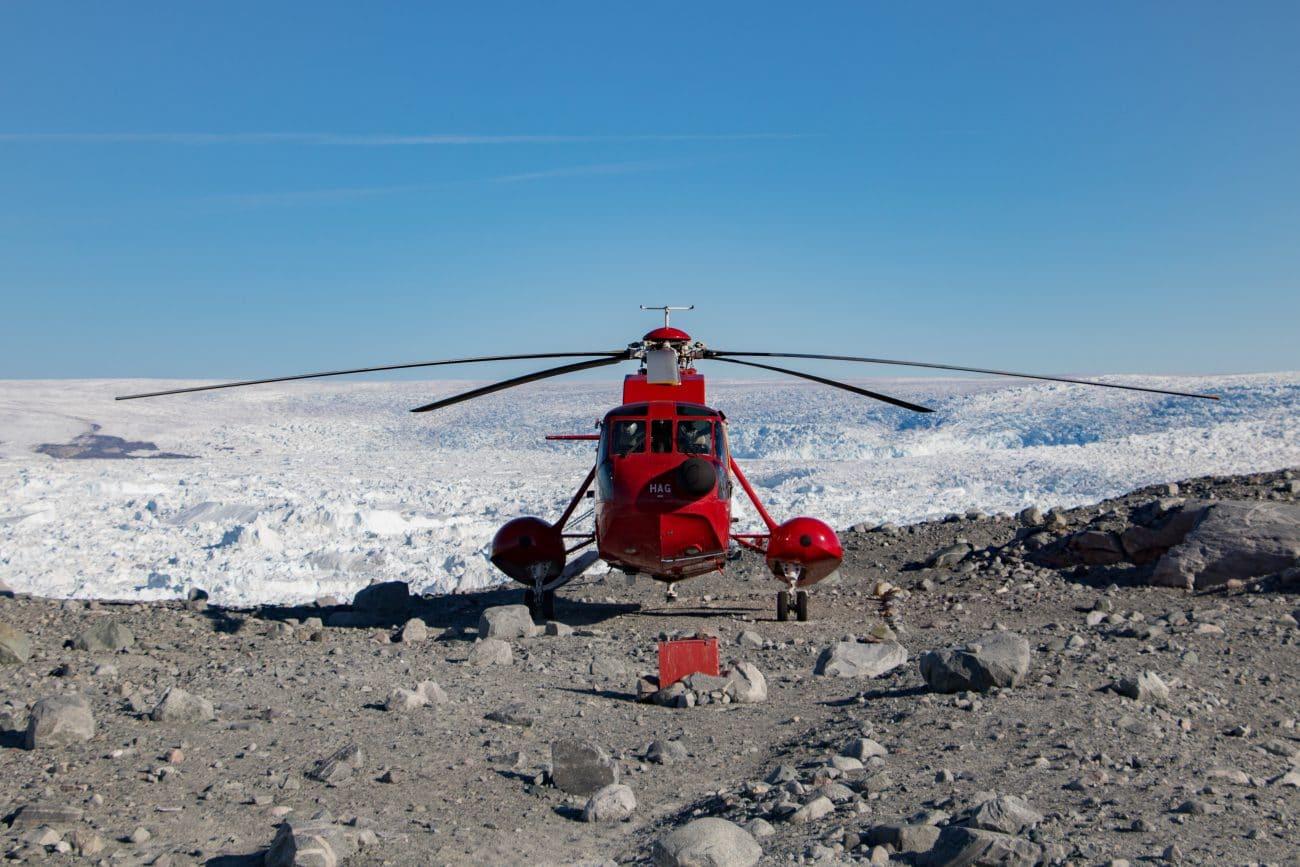 Groenland selbst buchen - Reisezeit, Flugrouten, Essen