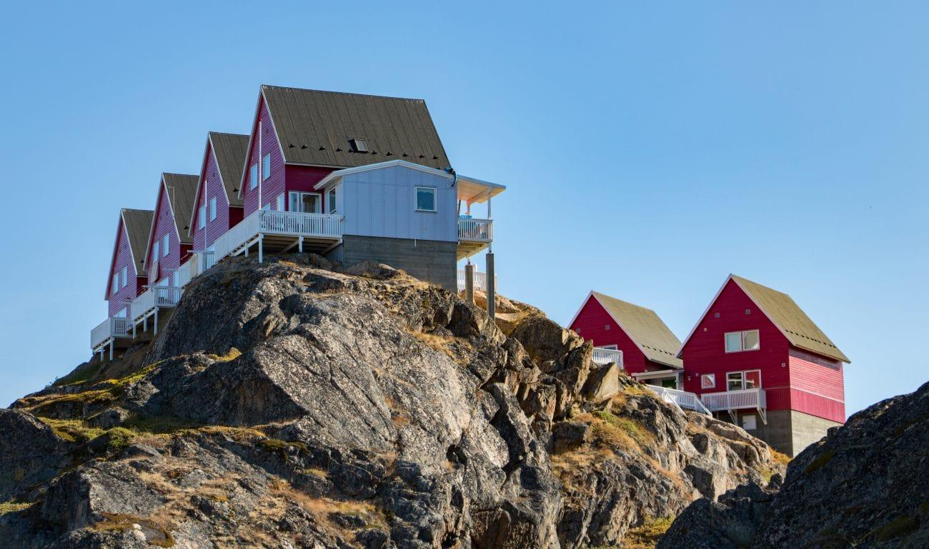 (Sisimiut) Groenland selber buchen: Kosten und Route von PASSENGER X