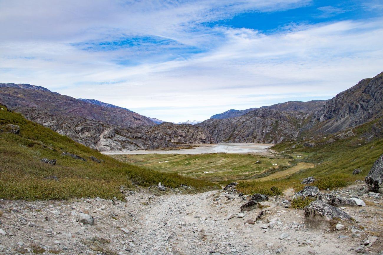 (Narasuasaq) Groenland selber buchen: Kosten und Route von PASSENGER X