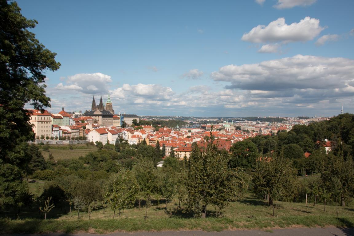 Prag Geheimtipps: Drei Bloggerinnen verraten ihre Highlights - Jessica von Yummytravel - Prager Parks