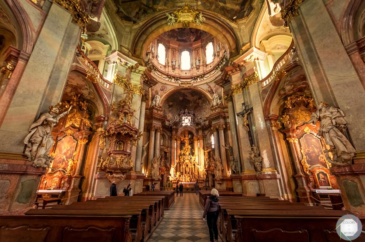 Prag Geheimtipps von Reisebloggern - Prag St. Nicholas