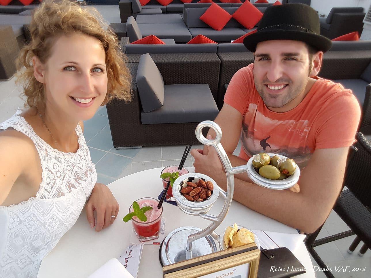 Sabbatical: Reise Hunter Dubai 2016, erschienen auf PASSENGER X