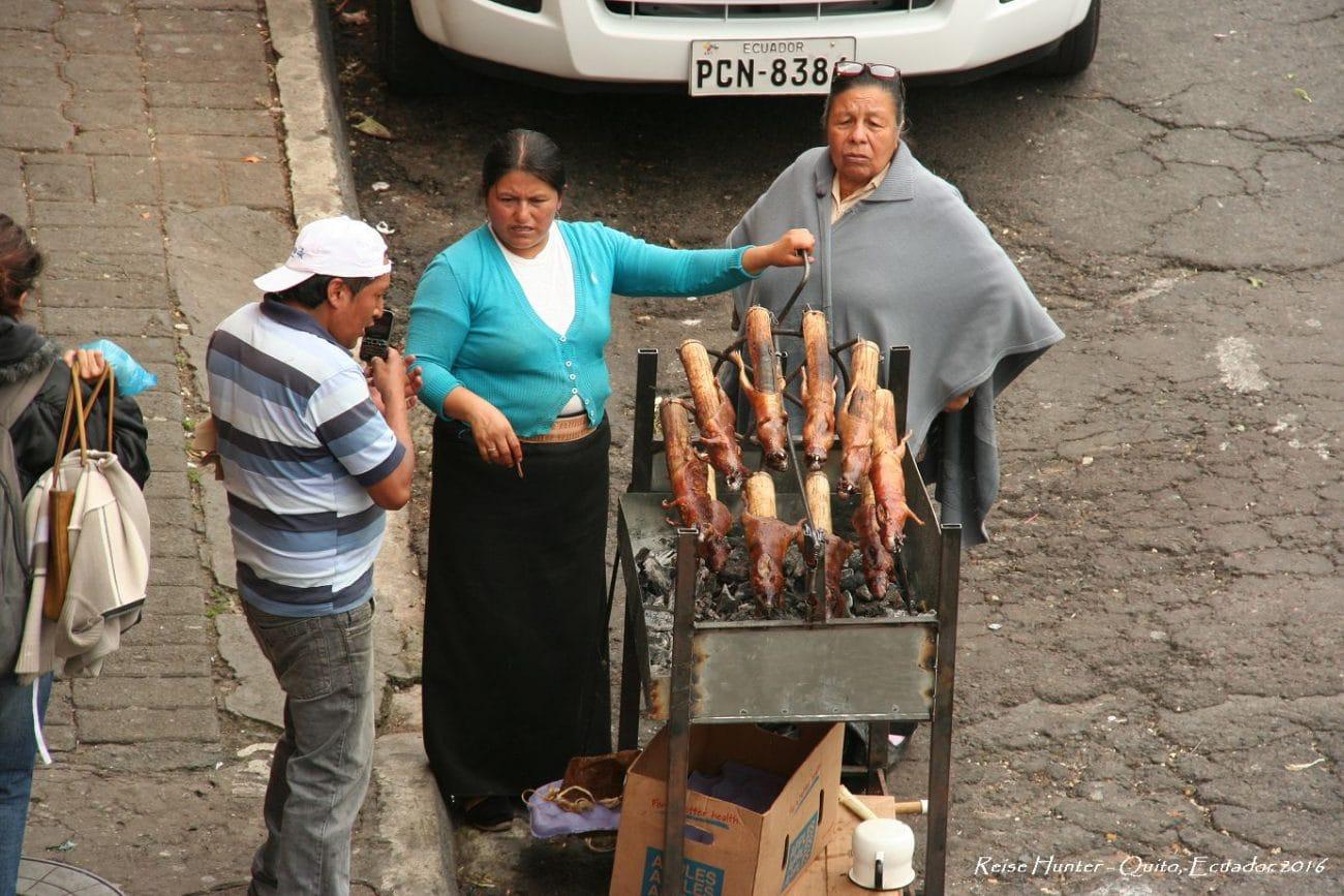 Sabbatical: Reise Hunter Ecuador 2016, Artikel auf PASSENGER X