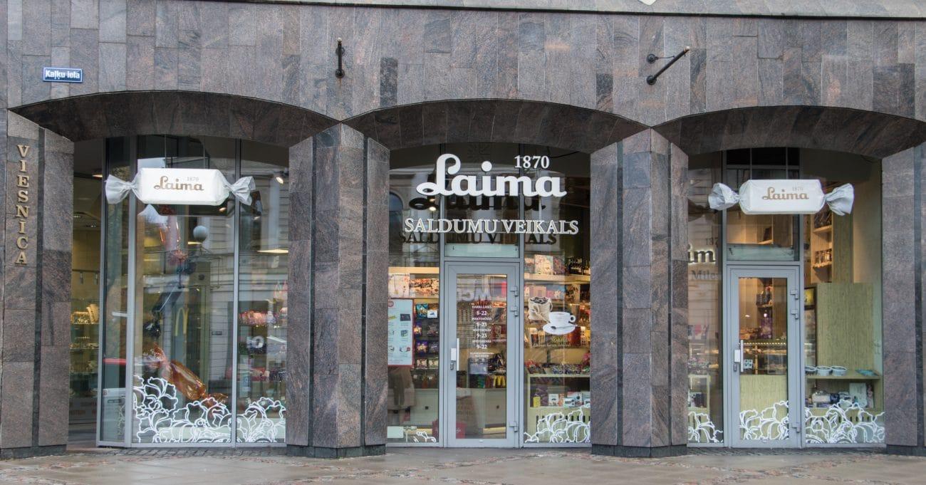 Riga Highlight - No 3 Laima Schokolade, Artikel von PASSENGER X