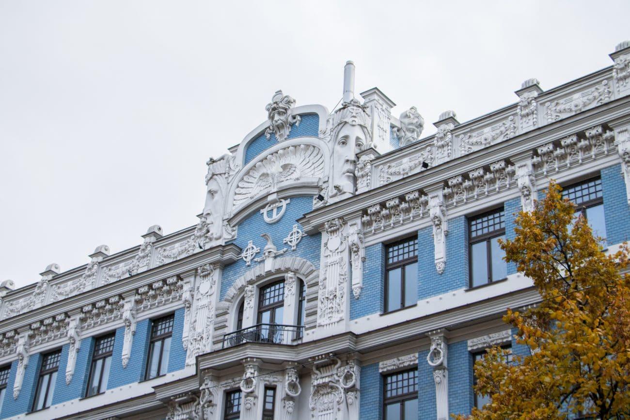 15 Riga Highlights No 4 Alberta Iela, Artikel von PASSENGER X