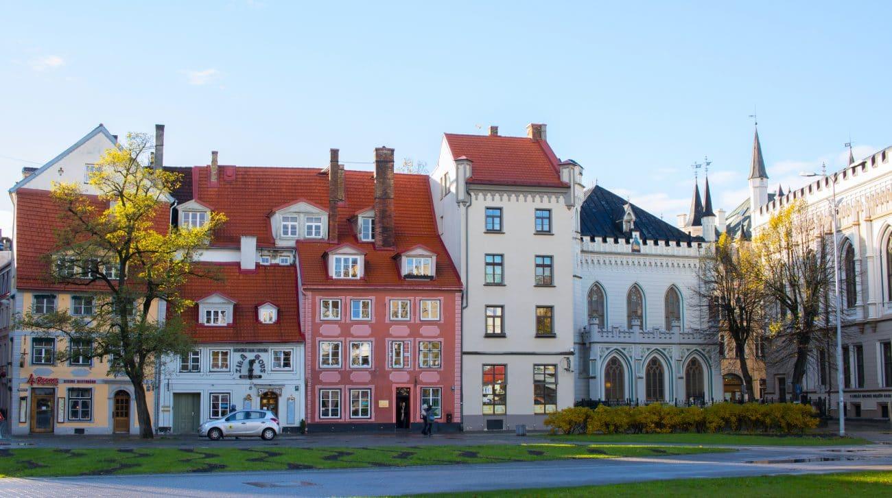 15 Riga Highlights - No 1 die Altstadt, Artikel von PASSENGER X
