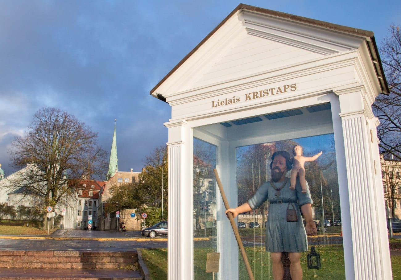 Riga Highlight No 7 der Große Christopherus, Artikel von PASSENGER X