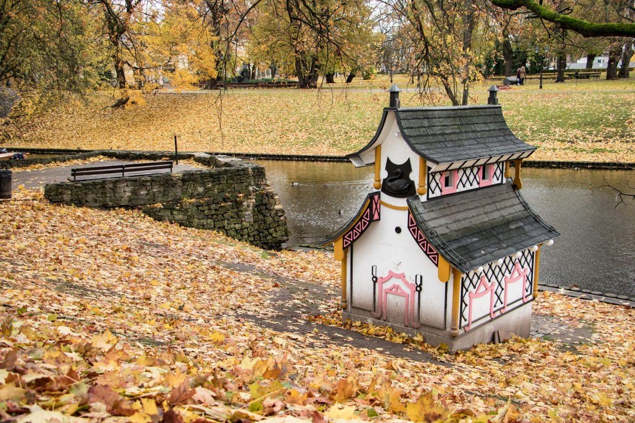 15 Riga Highlights - No 2 Pilsetas Kanal, Artikel von PASSENGER X