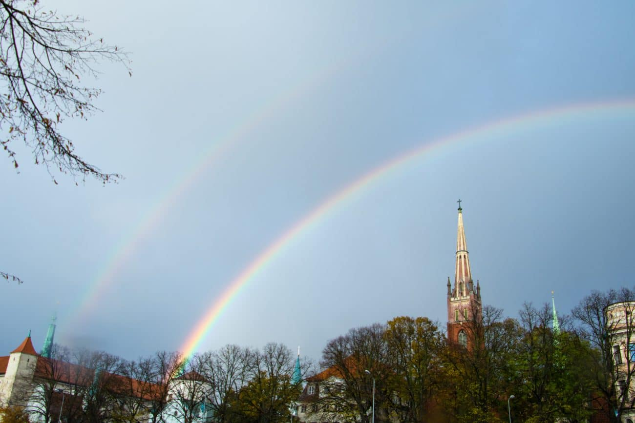 Riga Highlights_Regenbogen