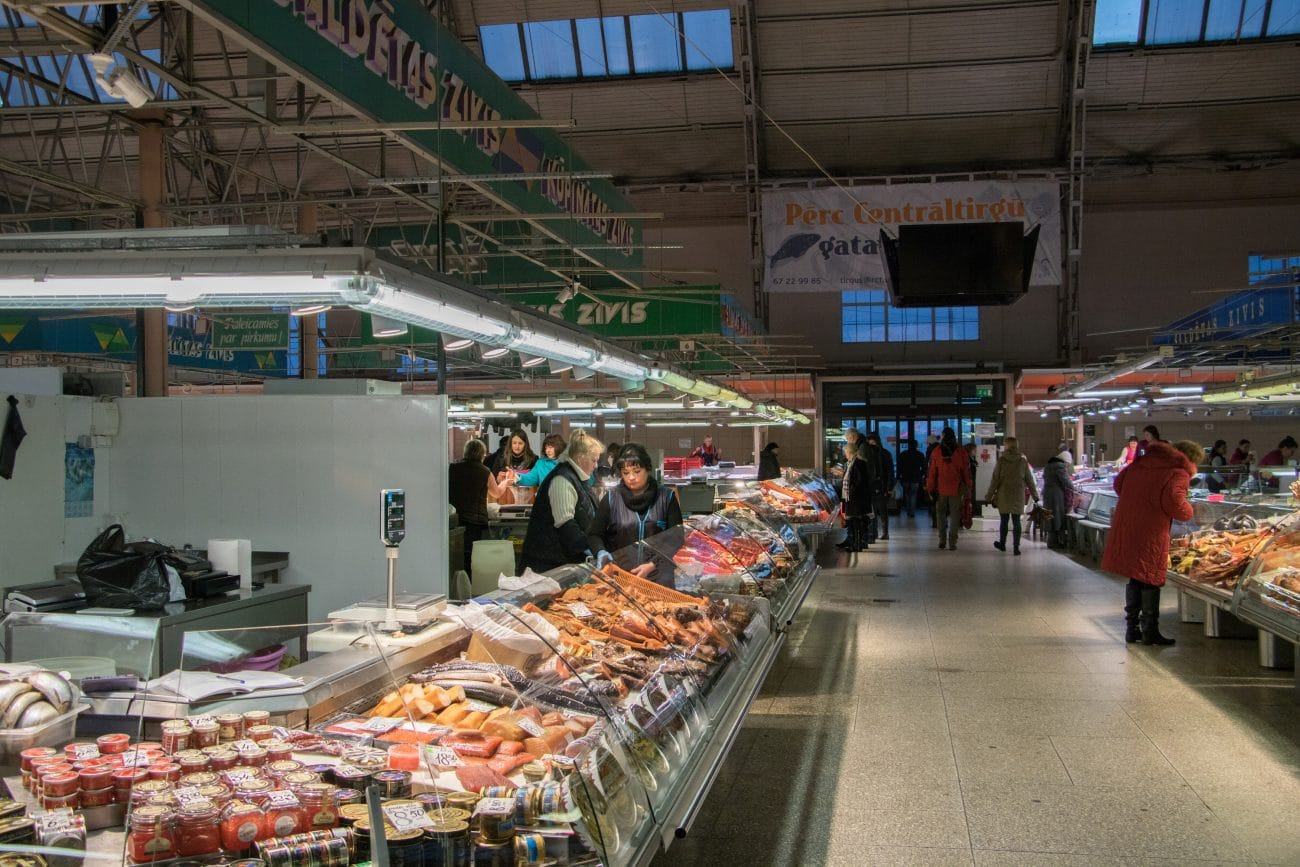 15 Riga Highlights - No 10 Zentralmarkt, Artikel von PASSENGER X