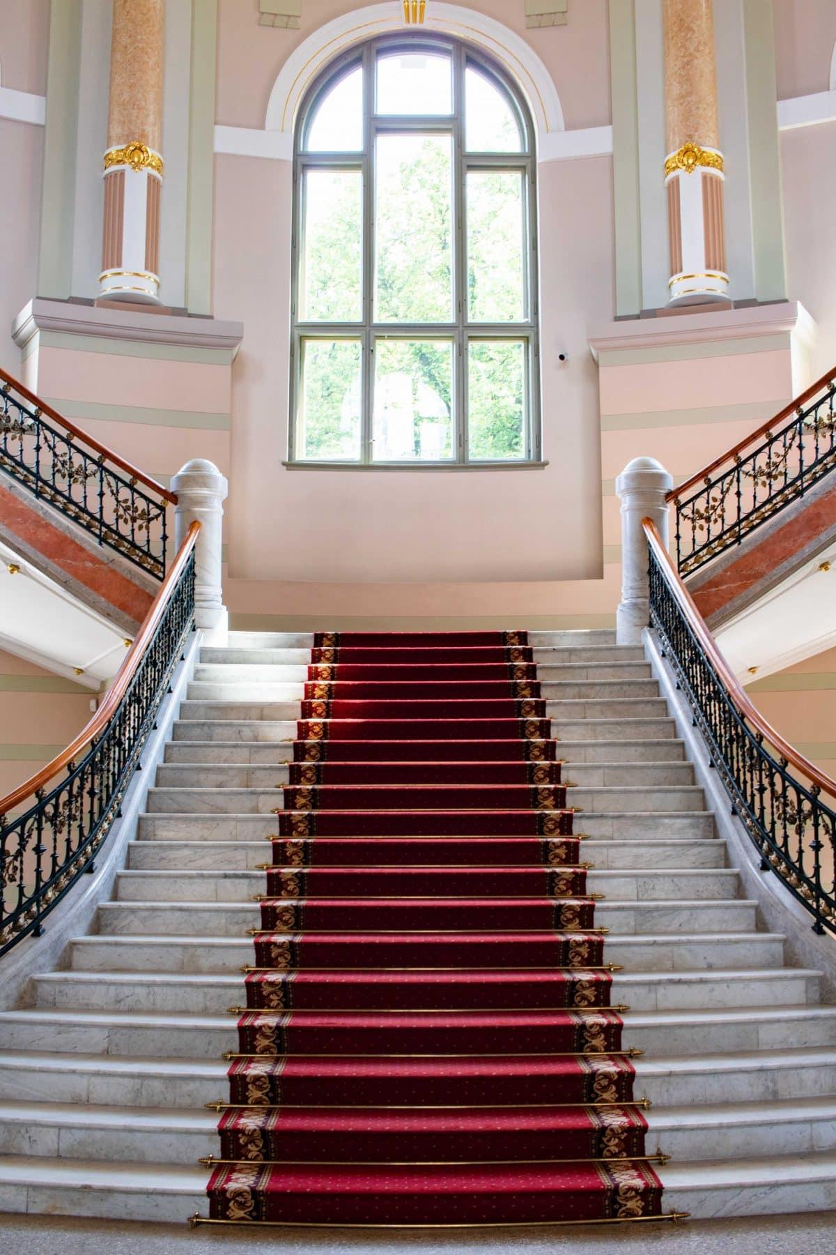 Riga Sehenswürdigkeiten Nationales Kunstmuseum - PASSENGER X
