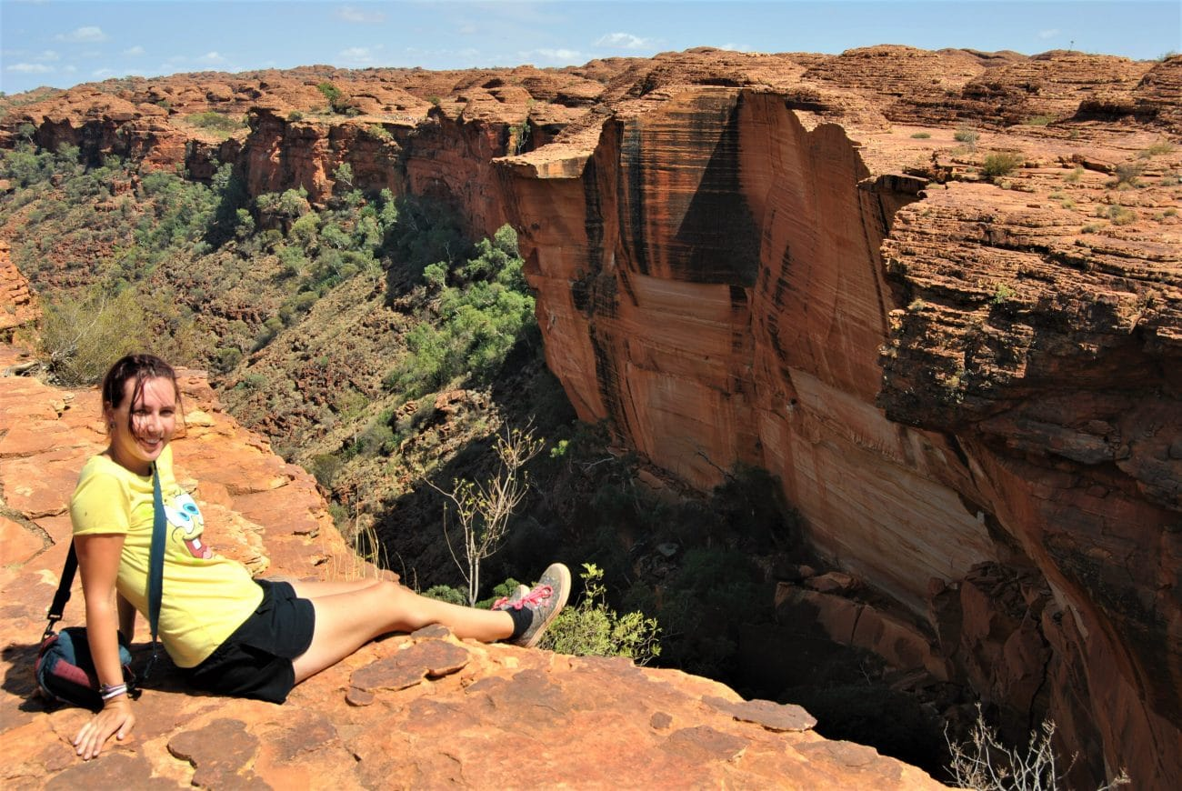 Sabbatical Interview_Sarah und Denny unterwegs_Kings-Canyon