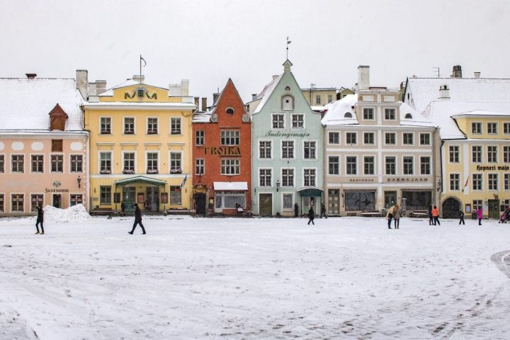 Tallinn an einem Tag – was du gesehen haben solltest