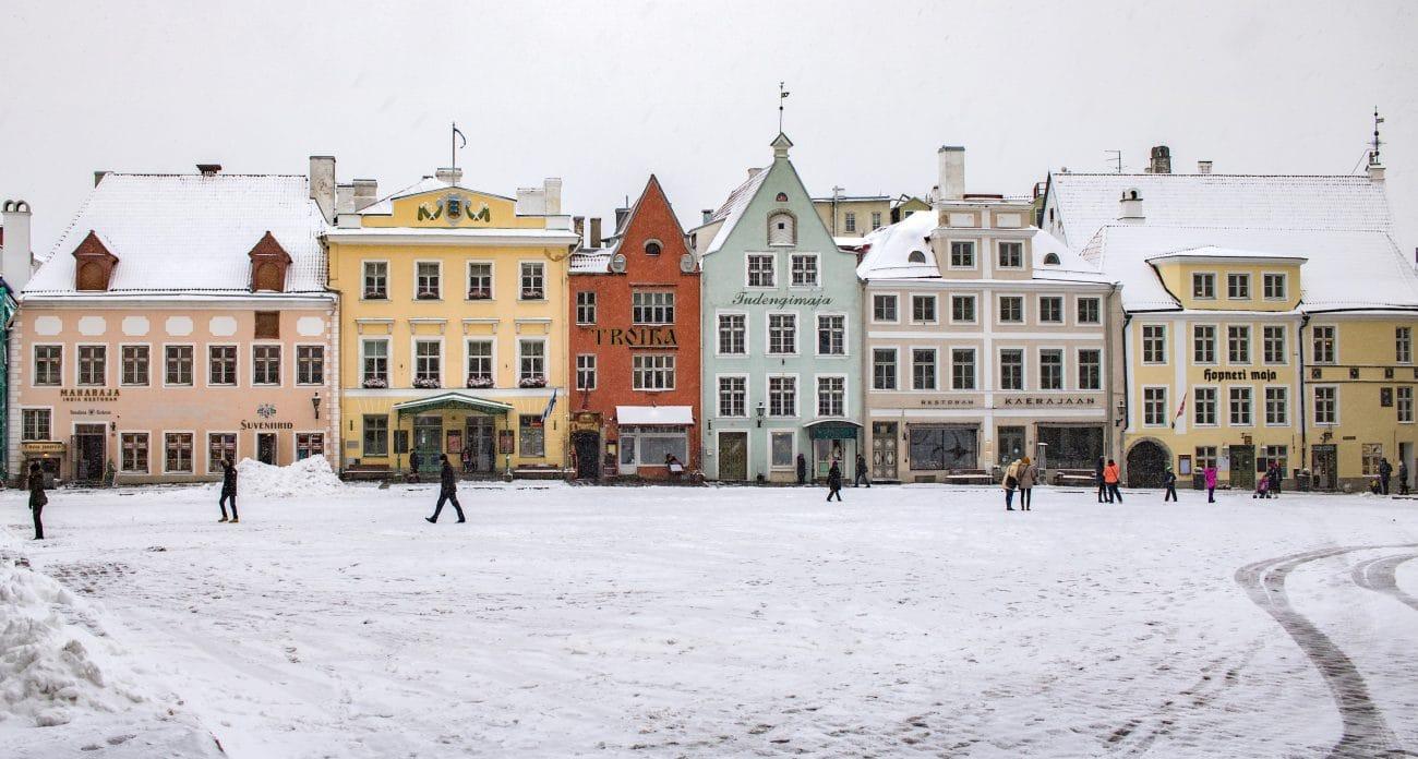 Tallinn an einem Tag – was du gesehen haben solltest von PASSENGER X 4