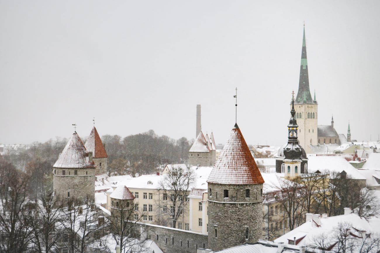 Tallinn an einem Tag – was du gesehen haben solltest von PASSENGER X 8