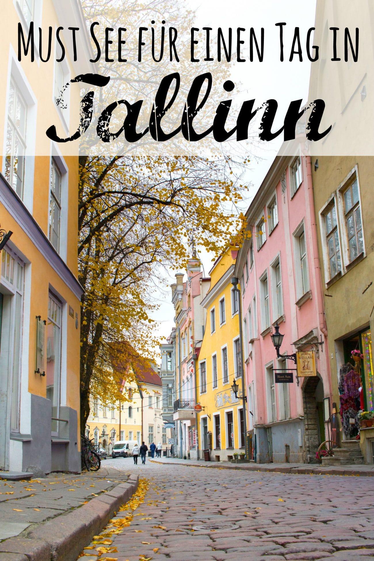 Tallinn an einem Tag – Must See_ von PASSENGER X
