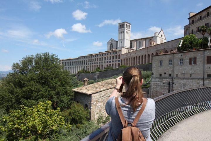 Sabbatical Interview mit Daniela, die drei Monate bezahlt durch Italien reiste