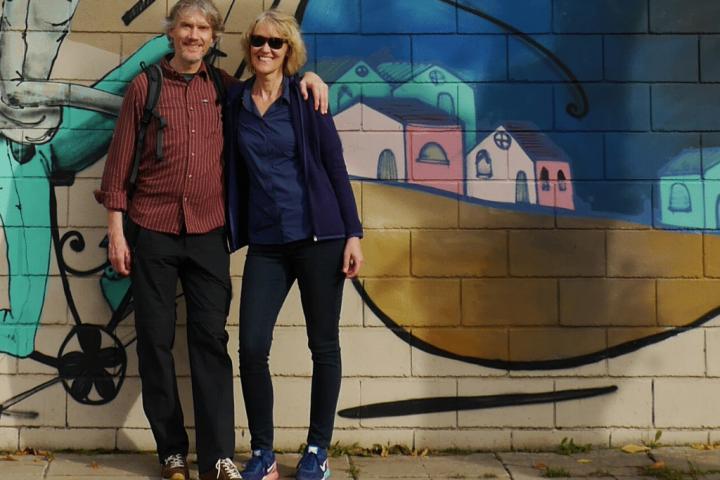 Sabbatical Interview: Gina und Marcus erfüllen sich mit Ü50 den Traum der Weltreise