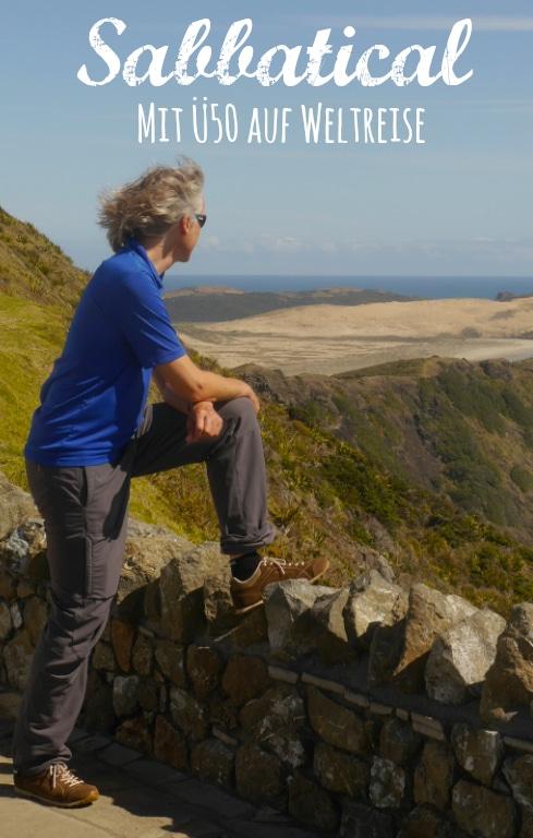 Das PASSENGER X Sabbatical Interview - Gina und Marcus erfüllen sich mit Ü50 den Traum der Weltreise