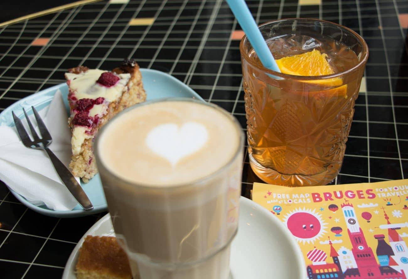 Bruges, Tops und Flops Bruegge - Vero Café