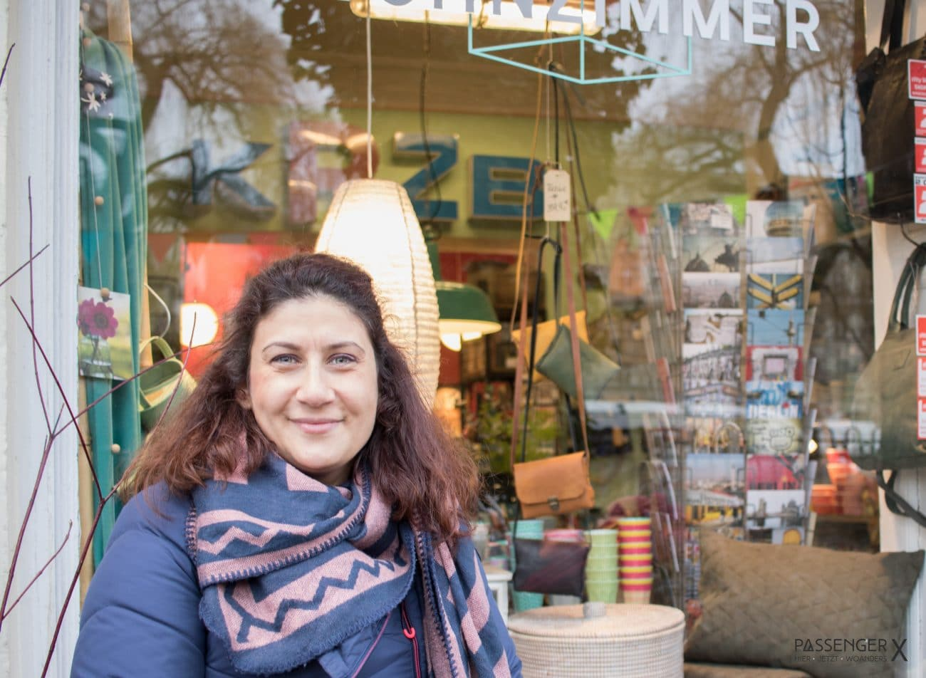 """PASSENGER X Mein Berlin: Kreuzkoelln Tipps von Berna- Der Shop """"Wohnzimmer"""""""