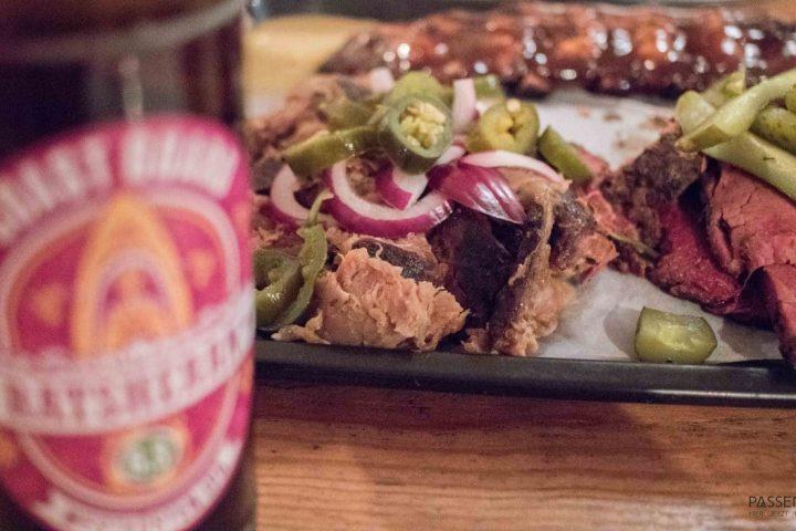 Wenn's mal Saftiges vom Grill sein soll: Chicago BBQ Williams