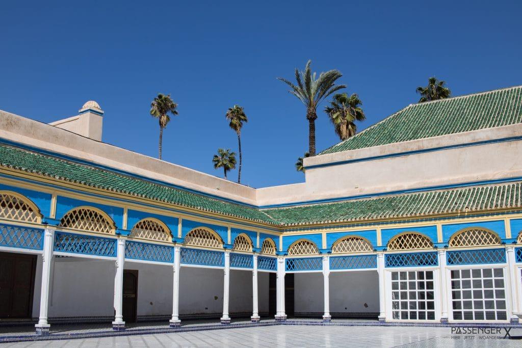 Dein perfekter Tag in Marrakesch von PASSENGER X