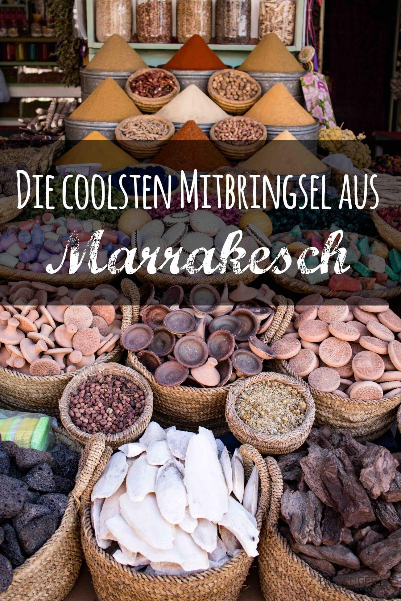 Die coolsten Mitbringsel aus Marrakesch _ Tipps von PASSENGER X