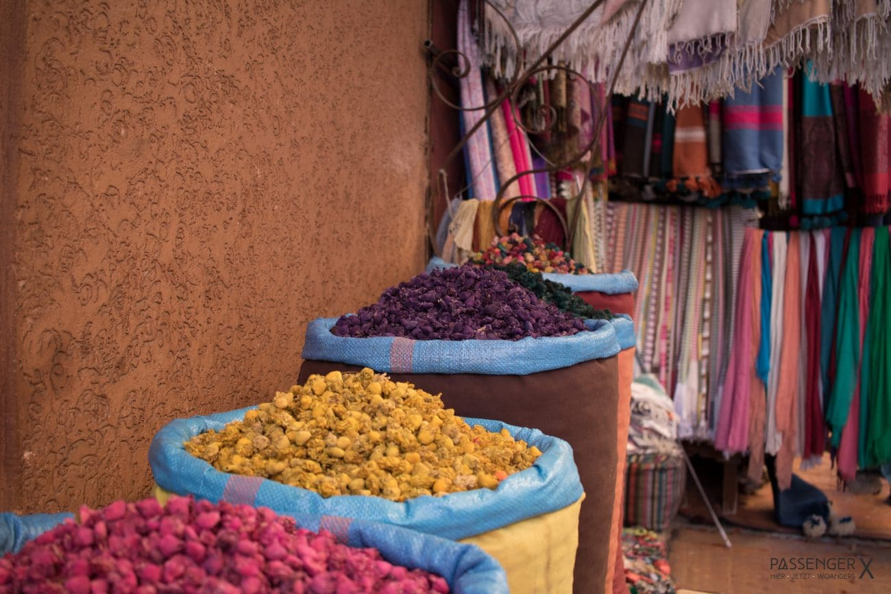 Die coolsten Mitbringsel aus Marrakesch - Tuecher - Artikel erschienen auf PASSENGER X