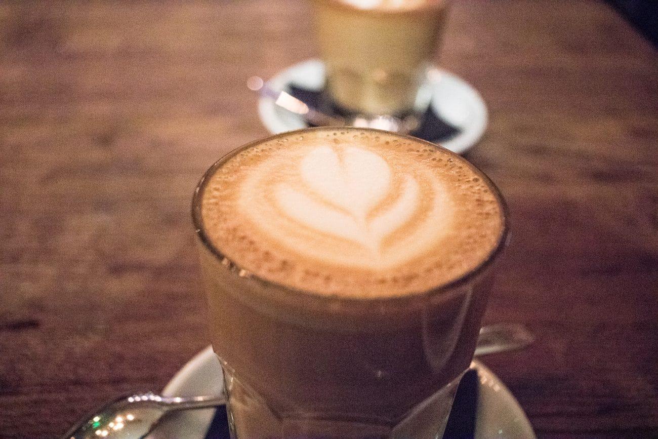 Riga: Cafe Rocket Bean Roastery Foto und Bericht von PASSENGER X
