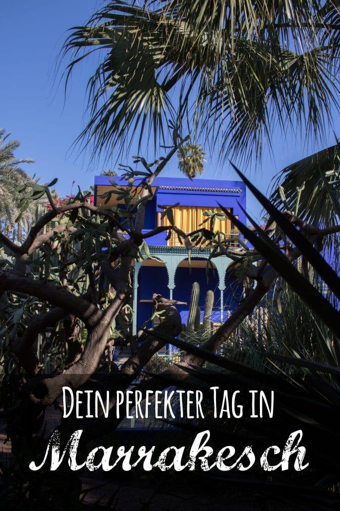 Tipps für deinen perfekten Tag in Marrakesch von PASSENGER X