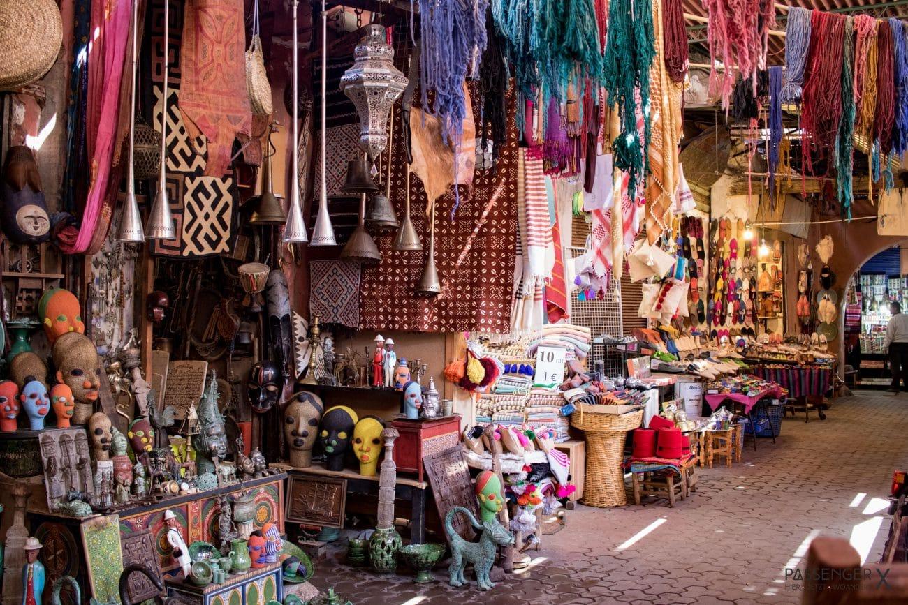 Richtig verhandeln in Marrakech - PASSENGER X verraet wie es funktioniert