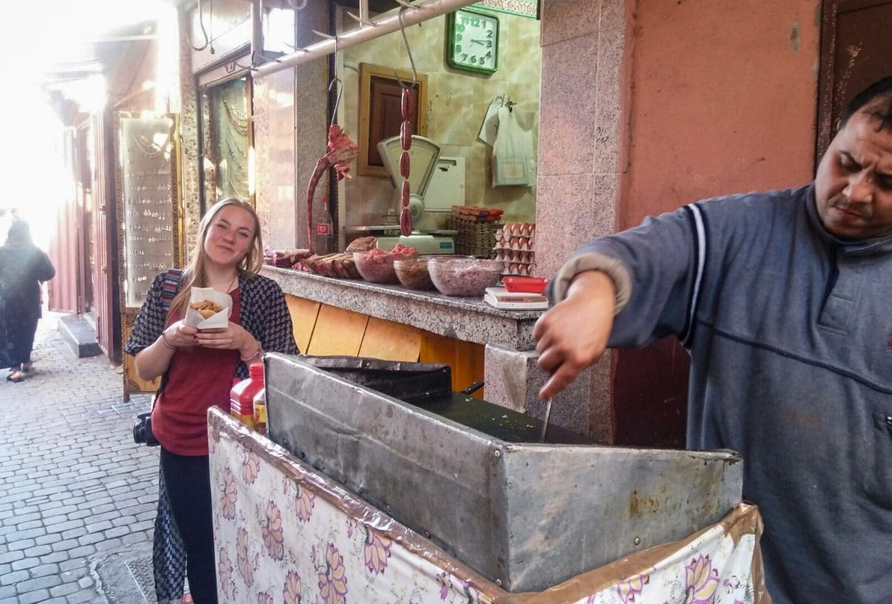 Ein Tag in Marrakech von PASSENGER X