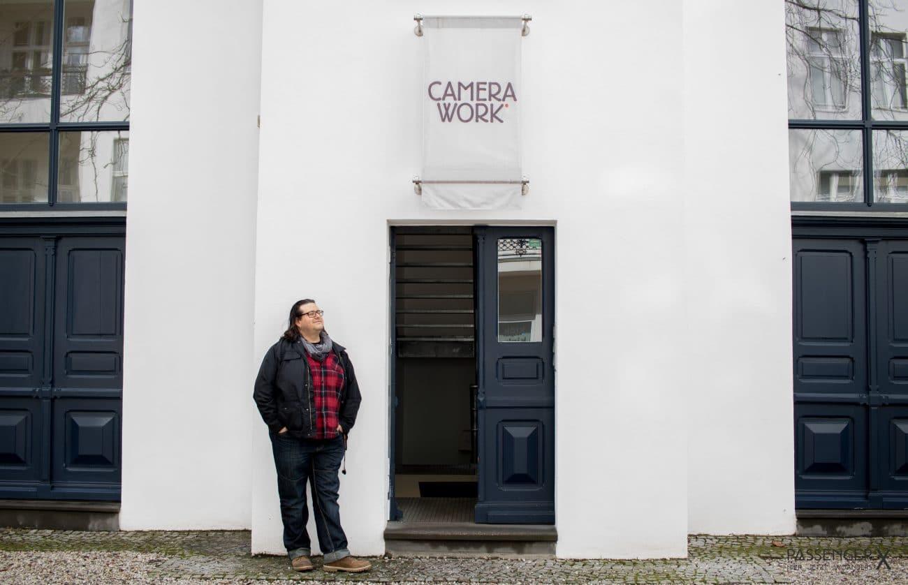 Auf PASSENGER X zeigen dir Berliner, ihre Lieblingsspots. Die Camera Work ist ein Tipp fuer Charlottenburg-Wilmersdorf von Nils