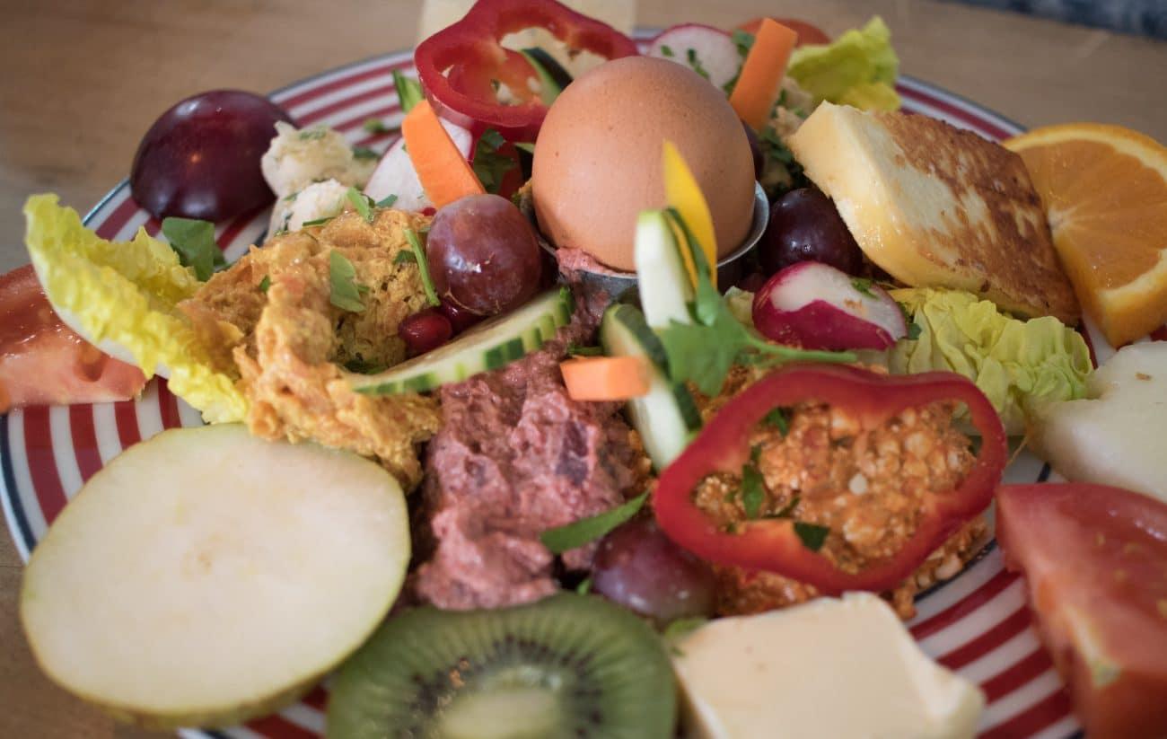 Richtig gut frühstücken Berlin Schöneberg Cafe Mokalola